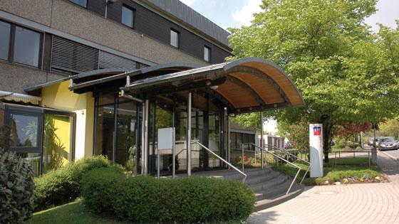ERF Gebäude in Wetzlar
